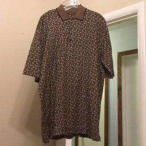 Men's Tundra Stylish Casual Short Sleeve Shirt